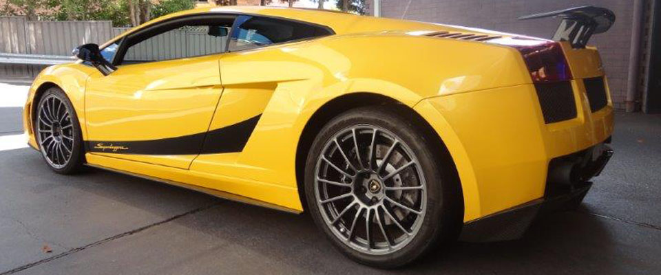 2009 Lamborghini Gallardo Superleggera 1