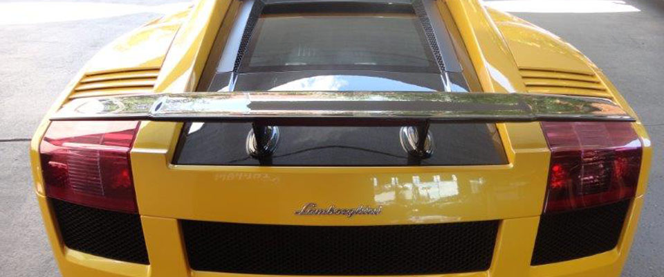 2009 Lamborghini Gallardo Superleggera 3