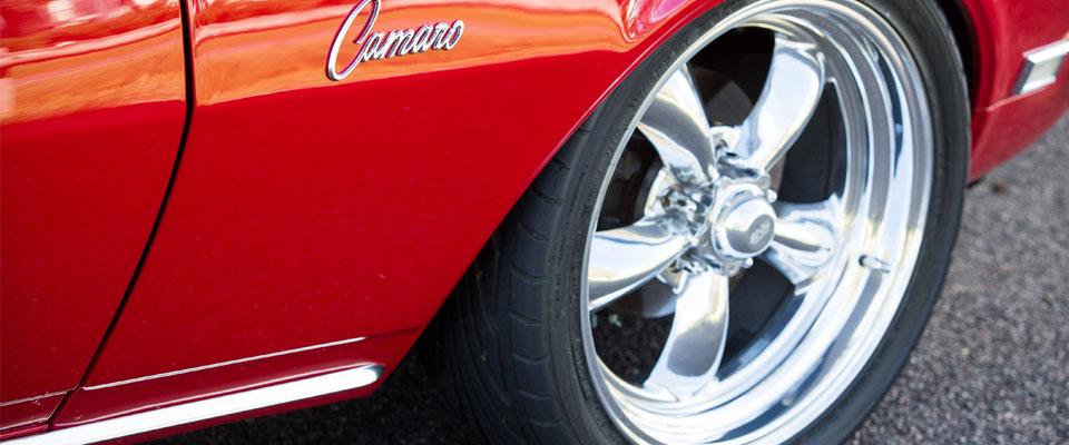 1968 Camaro SS 1