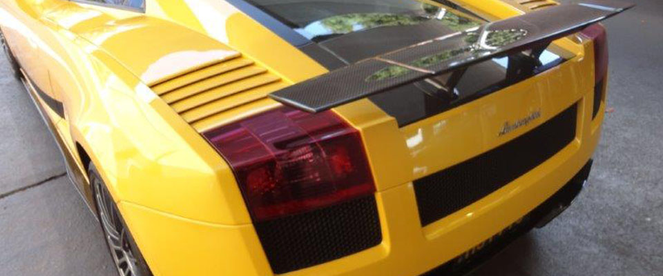 2009 Lamborghini Gallardo Superleggera 2